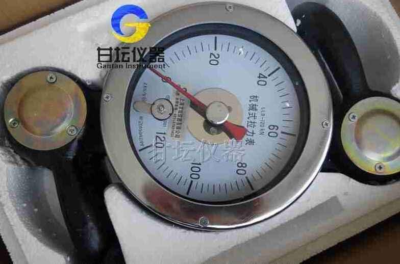 3吨拉力计,机械起重测量仪_30KN拉力表用法