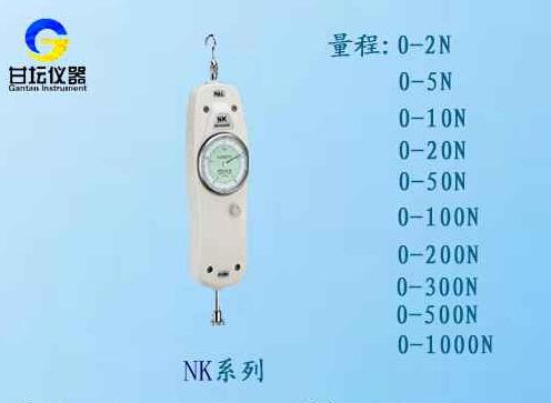 500N推拉力计_带kg单位指针式推拉力计