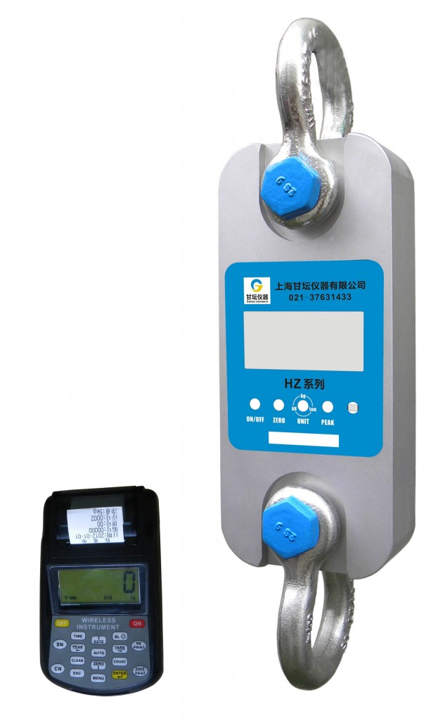 HZ-W5拉力计 可扑捉力的峰值.带打印及控制功能