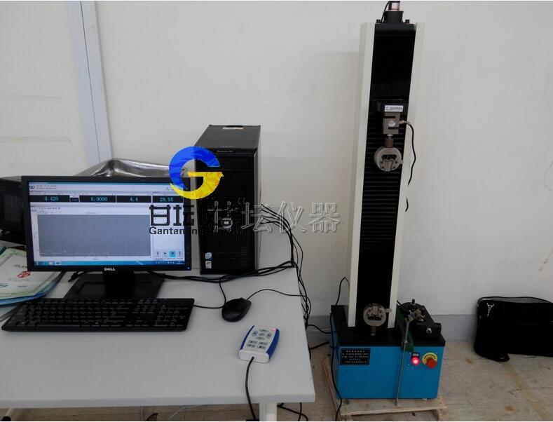 2000N 2500N电子数显推拉力计.塑料管承载力测力计