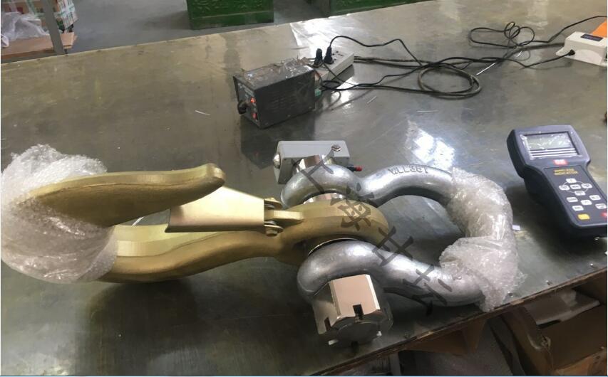 气车牵引力用测力仪2.5-3吨 带手持仪表